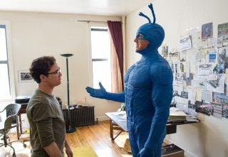 The Tick: una scena della prima stagione
