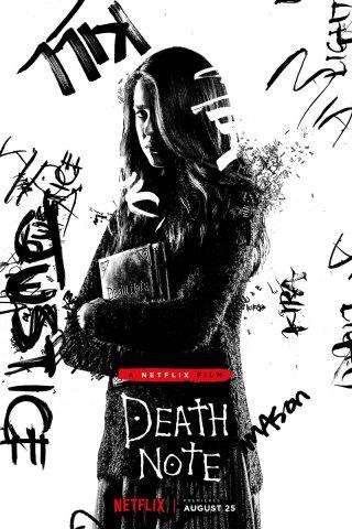 Death Note: il character poster di Mia