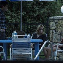 Ozark: un momento con Laura Linney e Jason Bateman