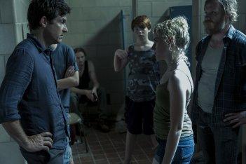 Ozark: una scena di gruppo della prima stagione