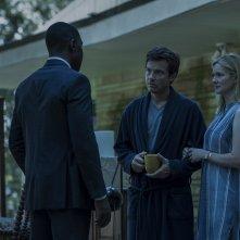 Ozark: una scena con Jason Bateman della prima stagione della serie