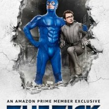 Locandina di The Tick