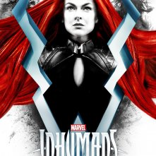 Inhumans: il character poster di Medusa
