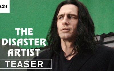 The Disaster Artist - Trailer