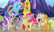My Little Pony: il nuovo poster del film animato