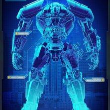 Pacific Rim: Uprising, uno dei nuovi Jaeger