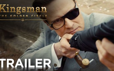 Kingsman: The Golden Circle - Trailer Red Band 2