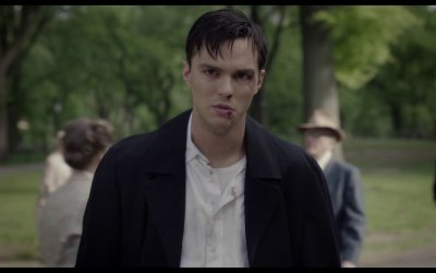 Rebel in the Rye - Trailer