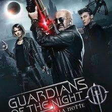 Locandina di Guardians of the Night - I guardiani della notte