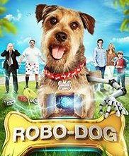 Locandina di Robo-Dog