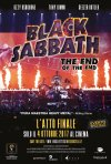 Locandina di Black Sabbath the End of the End