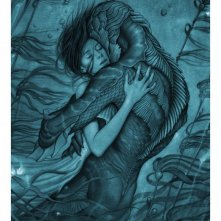 Locandina di The Shape of Water