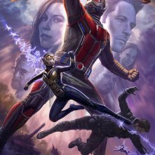 Ant-Man and the Wasp: il poster del Comic-Con