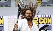 Aquaman e Justice League: il cast incendia il panel dei film DC Comics al Comic-Con!