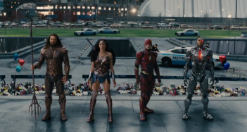 Justice League: un'immagine dal footage del Comic-Con 2017