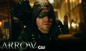 Arrow - Trailer Comic-Con