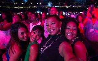 Girls Trip: selfie collettivo per il cast