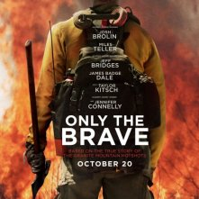 Locandina di Only the Brave