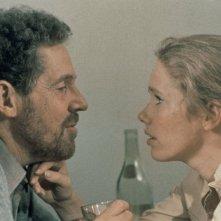 Scene da un matrimonio: Liv Ullmann ed Erland Josephson in un momento del film