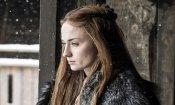 Il Trono di Spade: Sophie Turner svela la reazione alla lettura del finale