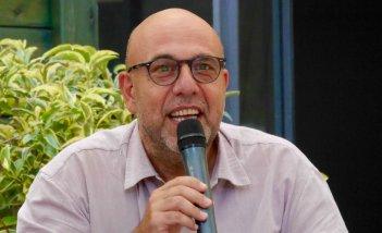 Paolo Virzì a Castiglioncello