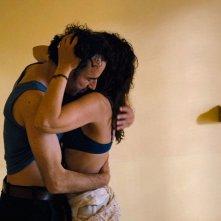 Sette giorni: Alessia Barela e Bruno Todeschini in una scena del film