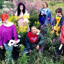 Team Hurricane: un'immagine di gruppo del film