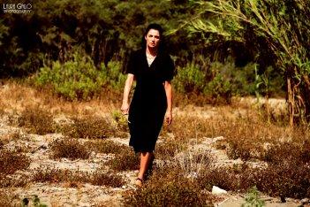 Veleno: Luisa Ranieri in una scena del film