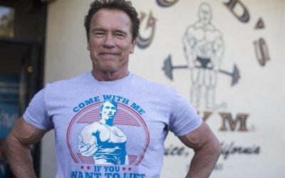 """""""Hasta la vista Baby!"""", Arnold Schwarzenegger: i primi 70 anni di un mito"""