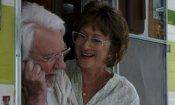 Ella & John - The Leisure Seeker, le foto di scena e la prima clip del film di Paolo Virzì