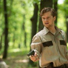 [Foto esclusiva] Leatherface: Finn Jones in una scena del film