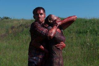 [Foto esclusiva] Leatherface: un momento del film