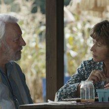 Ella & John - The Leisure Seeker:  Helen Mirren e Donald Sutherland in una scena