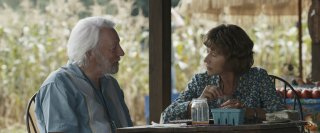 Ella & John - The Leisure Seeker:  Helen Mirren e Donald Sutherland in una scena