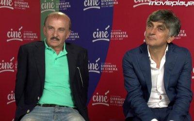 Caccia al tesoro: video intervista a Carlo Buccirosso e Vincenzo Salemme