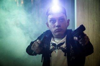 Brutti e cattivi: Simoncino Martucci in una scena del film