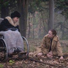 Dove cadono le ombre: Federica Rossellini ed Elena Cotta in un momento del film