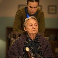 Dove cadono le ombre: Federica Rossellini ed Elena Cotta in un'immagine del film