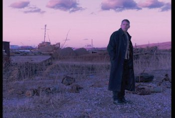 First Reformed: Ethan Hawke in una scena del film