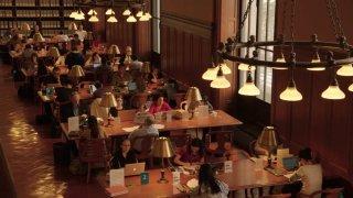 Ex Libris: New York Public Library, un'immagine del documentario