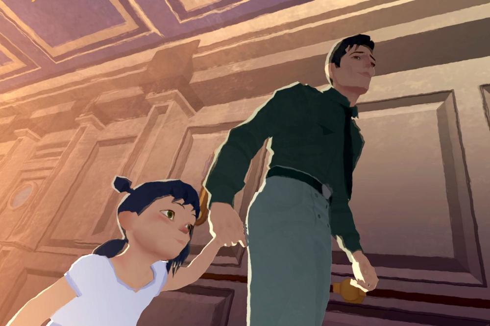 Gatta Cenerentola: un'immagine del film d'animazione