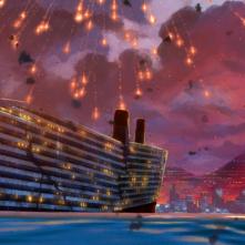 Gatta Cenerentola: un momento del film d'animazione