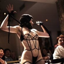 Getting Naked: A Burlesque Story: una scena del film