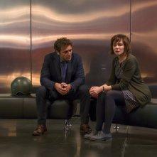 Il colore nascosto delle cose: Valeria Golino e Adriano Giannini in una scena del film