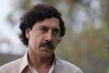 Loving Pablo: un primo piano di Javier Bardem