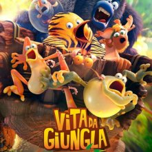 Locandina di Vita da giungla: alla riscossa! Il film