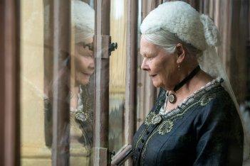 Vittoria e Abdul: Judi Dench in una scena del film