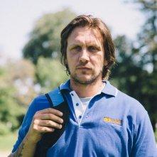 West of Sunshine: Damian Hill in un momento del film