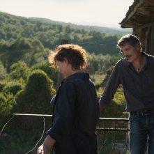Western: Meinhard Neumann in un momento del film