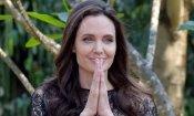 Angelina Jolie, è polemica per il casting dei bambini di First They Killed My Father